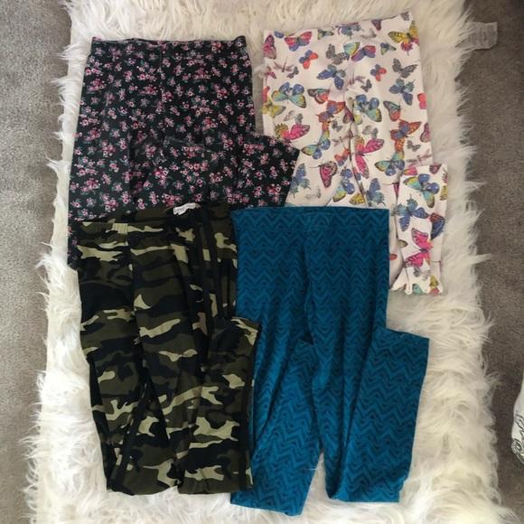 Girls set of pants ❤️